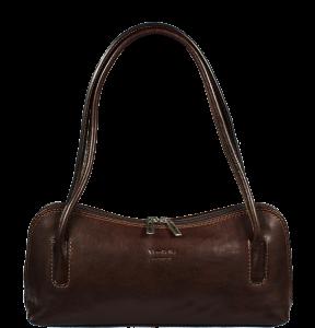 Malá kožená kabelka Ciosa Cafe
