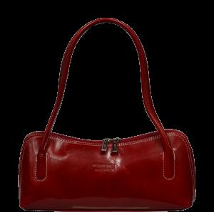 Elegantní kožená kabelka Ciosa Rossa