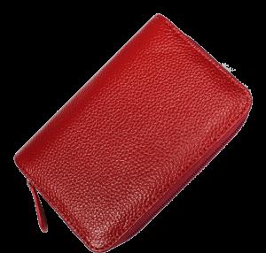 Červená peněženka WB009 Rosso