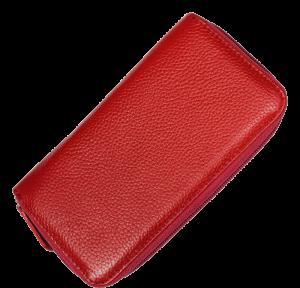 Červená italská peněženka WB005 Rosso