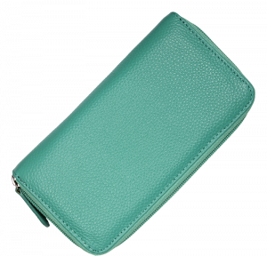 Kožená peněženka WB005 Azzuro