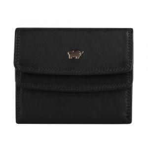 Braun Büffel Dámská kožená peněženka Golf 2.0 90115-051 – černá