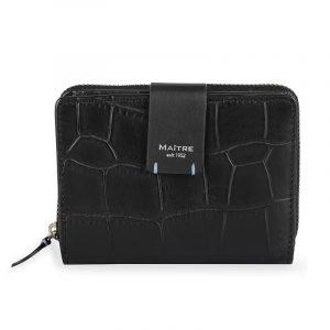 Maitre Dámská kožená peněženka Rhaunen 4060001382 – černá