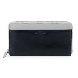 Maitre Dámská kožená peněženka Sohren Dietrun 4060001388 – tmavě modrá