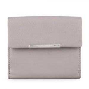 Maitre Dámská kožená peněženka Belg Dartrud 4060001416 – šedá