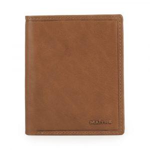 Maitre Pánská kožená peněženka Grumbach Hainer 4060001433 – koňaková