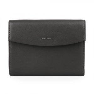 Maitre Dámská kožená peněženka Leisel Dawina 4060001563 – tmavě šedá