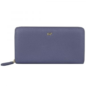 Braun Büffel Dámská kožená peněženka Asti 50455 – fialová