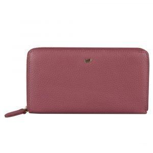 Braun Büffel Dámská kožená peněženka Asti 50455 – růžová