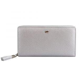 Braun Büffel Dámská kožená peněženka Ascoli 11455 – stříbrná