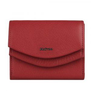 Maitre Dámská kožená peněženka Leisel Deda 4060001564 – červená