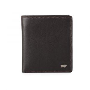 Braun Büffel Pánská kožená peněženka Golf 2.0 90441-051 – hnědá