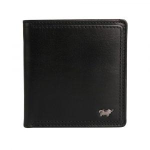 Braun Büffel Pánská kožená peněženka Venice Man 19440-692 – černá