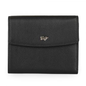 Braun Büffel Dámská kožená peněženka Golf 2.0 90444-051 – černá