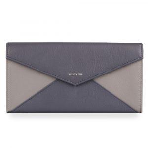 Maitre Dámská kožená peněženka Kulz Diedburg 4060001560 – modrá
