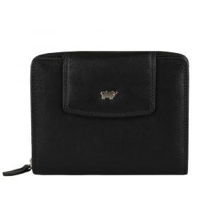 Braun Büffel Dámská kožená peněženka Golf 2.0 90450-051 – černá