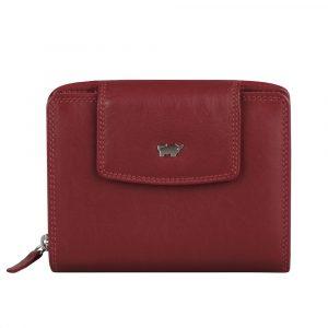 Braun Büffel Dámská kožená peněženka Golf 2.0 90450-051 – červená