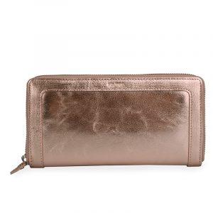 Maitre Velká dámská kožená peněženka Kirchberg Dietrun 4060001582 – růžovozlatá
