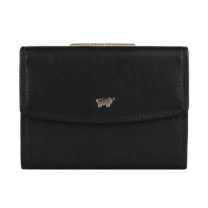 Braun Büffel Dámská kožená peněženka Golf 2.0 90223-051 – černá