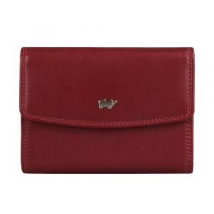 Braun Büffel Dámská kožená peněženka Golf 2.0 90223-051 – červená