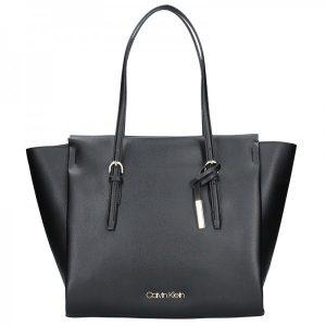 Dámská kabelka Calvin Klein Amanda – černá