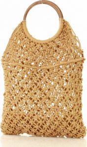 MAZZINI Jutová nákupní taška (e353a) Velikost: univerzální