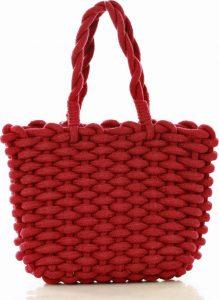 MAZZINI Jutová shopper bag (e357b) Velikost: univerzální