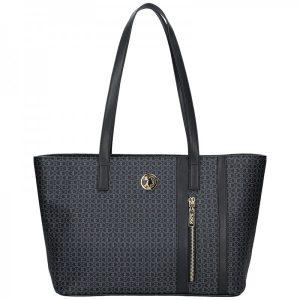 Dámská kabelka U.S. POLO Helen – černá
