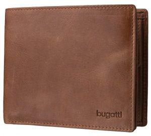 Bugatti Pánská peněženka Volo 49217807 Cognac