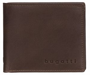Bugatti Pánská peněženka Volo 49218202 Brown