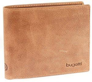 Bugatti Pánská peněženka Volo 49218207 Cognac