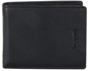 Bugatti Pánská peněženka Volo 49318301 Black