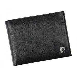 Pánská kožená peněženka Pierre Cardin Augustus – černá