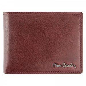 Pánská kožená peněženka Pierre Cardin Nicolas – bordó