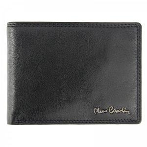 Pánská kožená peněženka Pierre Cardin Nicolas – černá
