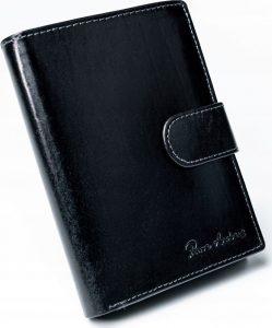 Černá pánská peněženka PIERRE ANDREUS RFID D1072L-VT-NL BLACK Velikost: univerzální