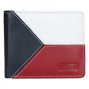 Pánská kožená peněženka Lagen Trikolora