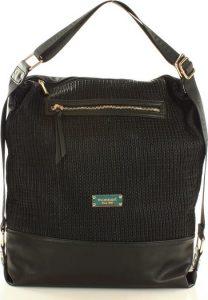 Černá sportovní kabelka MONNARI (A410b) Velikost: univerzální