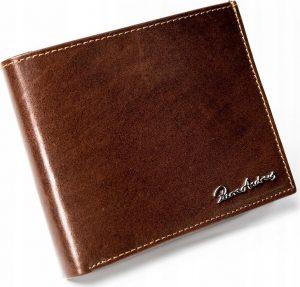 PIERRE ANDREUS pánská hnědá peněženka RFID PA-992-VT BROWN Velikost: univerzální