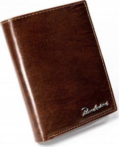 PIERRE ANDREUS pánská hnědá peněženka RFID PA-N104-VT BROWN Velikost: univerzální