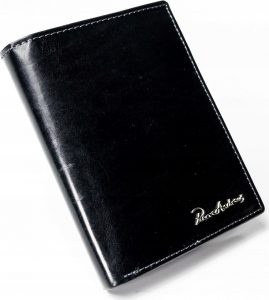PIERRE ANDREUS pánská černá peněženka RFID PA-D1072-VT BLACK Velikost: univerzální