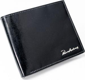 PIERRE ANDREUS pánská černá peněženka RFID PA-992-VT BLACK Velikost: univerzální