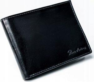 PIERRE ANDREUS kožená pánská peněženka N992-VT-NL BLACK Velikost: univerzální