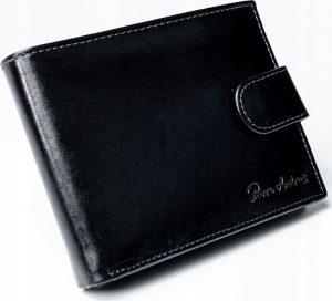 PIERRE ANDREUS kožená pánská peněženka N992L-VT-NL BLACK Velikost: univerzální