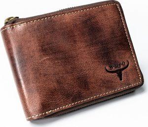 BUFFALO WILD pánská peněženka N992Z-CH-HP RUST Velikost: univerzální