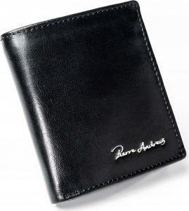 Pierre Andreus kožená peněženka RFID PC-101-PA BLACK Velikost: univerzální
