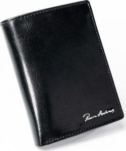 Pierre Andreus kožená peněženka RFID PC-104-PA BLACK Velikost: univerzální