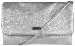 Tamaris Crossbody kabelka Louise Clutch Bag 3076192-941 Silver