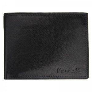Pánská kožená peněženka Pierre Cardin Didiero – černá