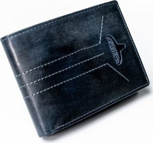 BUFFALO WILD pánská peněženka N992-HP3 NAVY Velikost: univerzální